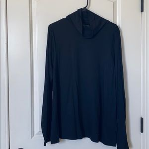 Old Navy black turtle neck top